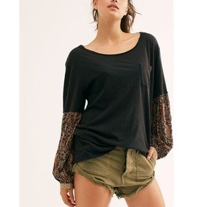 Free People Tops - NWT Free People Jade Long Sleeve Top